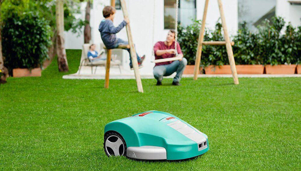 Bosch DIY Mähroboter Indego Testbericht und Erfahrungen