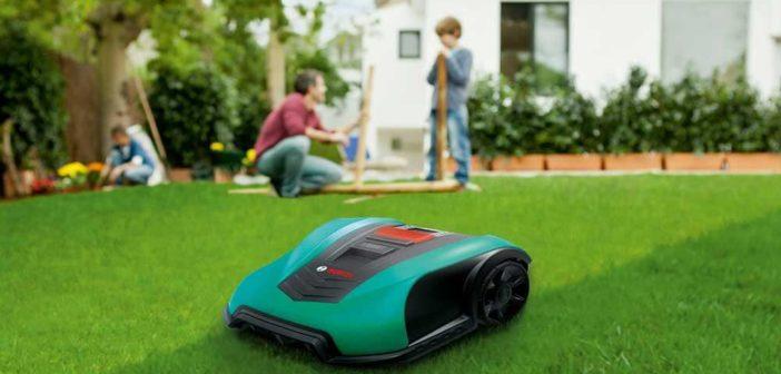 Bosch Mähroboter Test und Vergleich