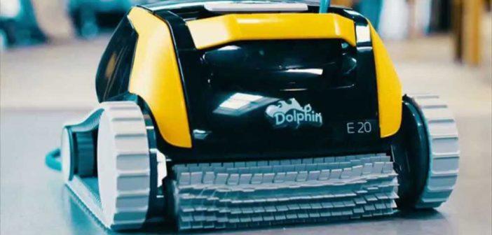 Dolphin E20 Poolroboter Test und Erfahrungen