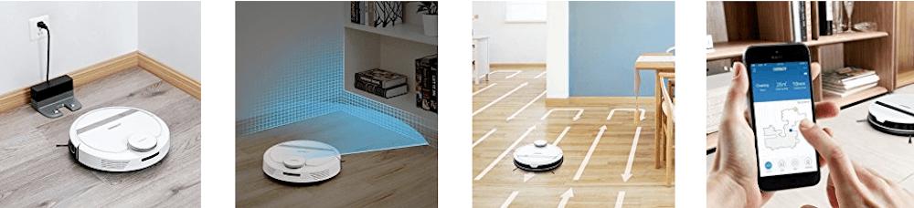 Testbericht des Ecovacs Robotics Deebot 900