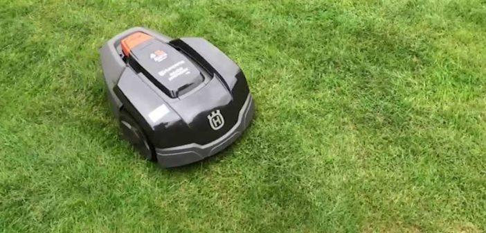 Husqvarna Automower 105 Test und Erfahrungen