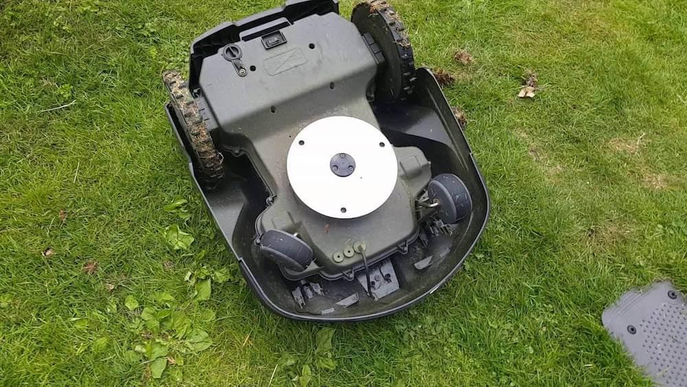 Husqvarna Automower 430x Leistung und Schnittbild im Test