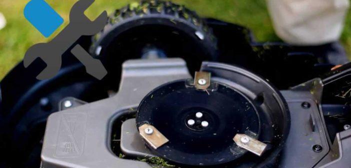 Mähroboter Ersatzteile Übersicht und kaufen