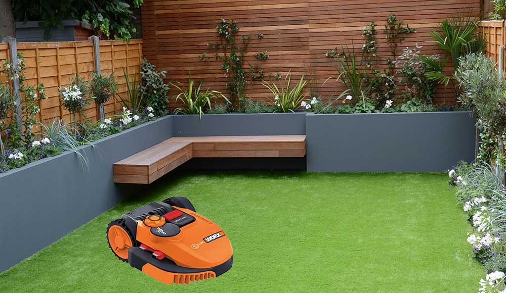 Rasenroboter für kleine Flächen - Die besten Modelle