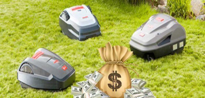 Rasenmäher Roboter günstig kaufen - Die preiswertesten Modelle