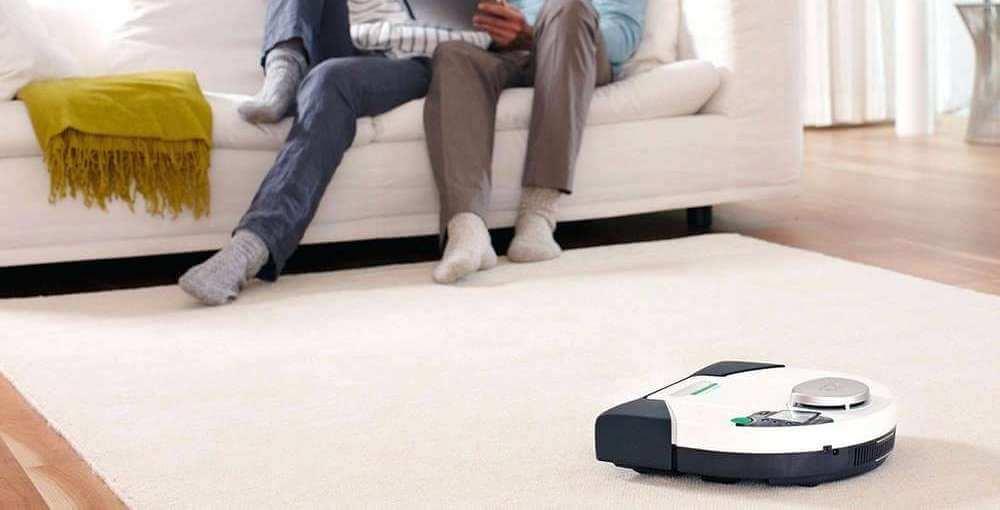 Guten Saugroboter für Teppich kaufen