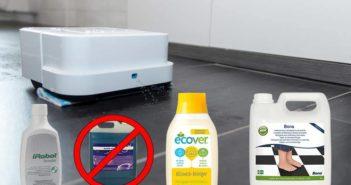 Wischroboter Reinigungsmittel Testbericht und Erfahrungen