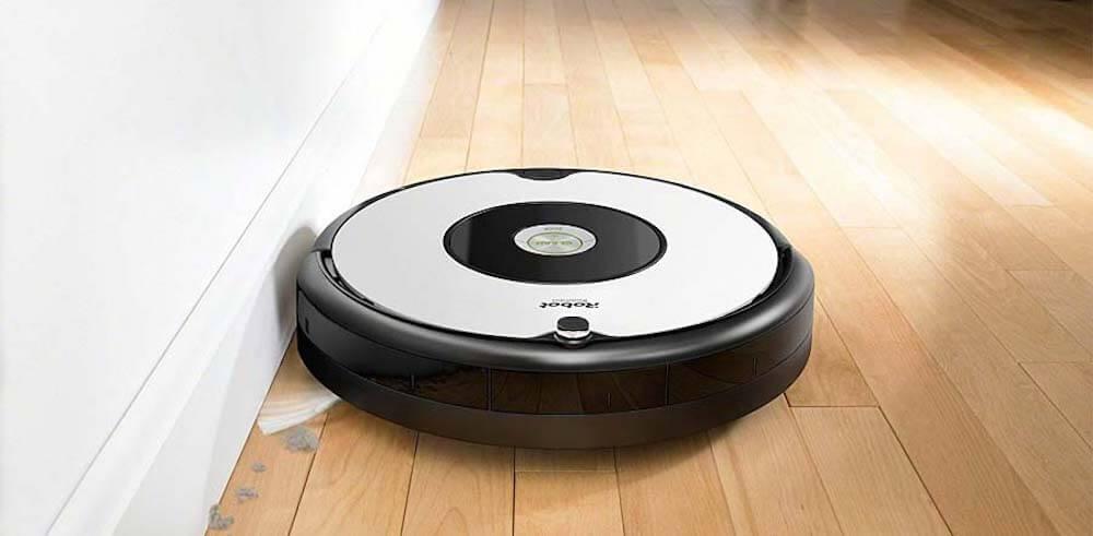 iRobot Roomba 605 Saugleistung im Test