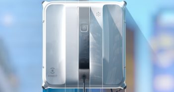 Ecovacs Fensterpuzroboter Test