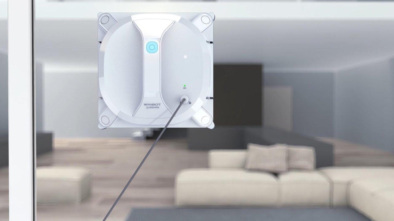 Ecovacs Winbot X Test