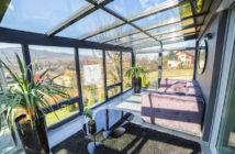 Fensterputzroboter für Wintergärten Test