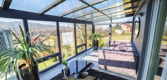Fensterputzroboter für Wintergärten – Die besten Modelle