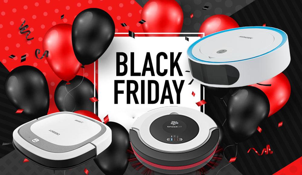 Black Friday Saugroboter Angebote Die besten Deals