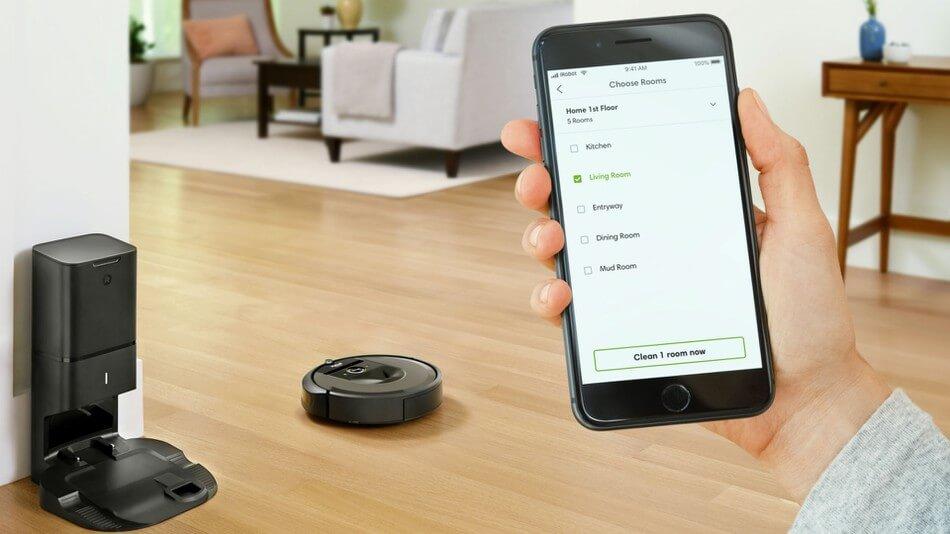 iRobot Roomba i7 Bedienung