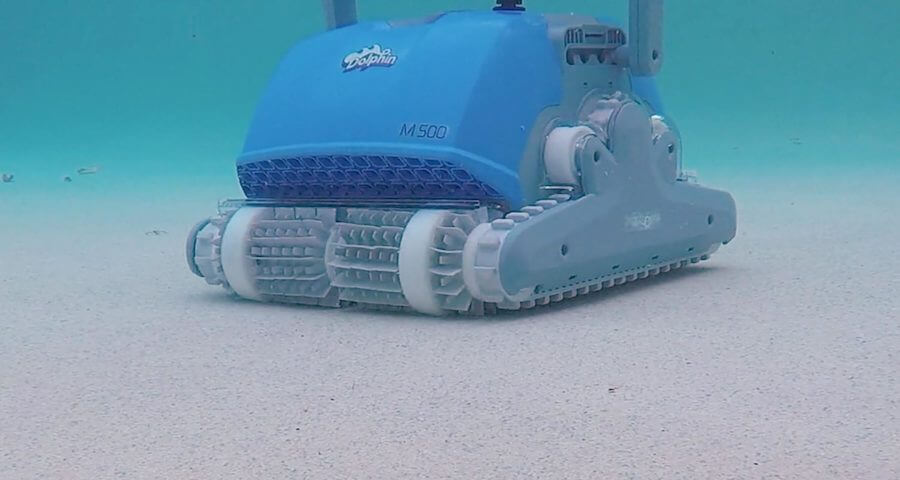 Dolphin M500 Poolroboter
