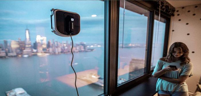 BLAUPUNKT Bluebot XWin Vibrate Fensterroboter Produktcheck & Erfahrungen