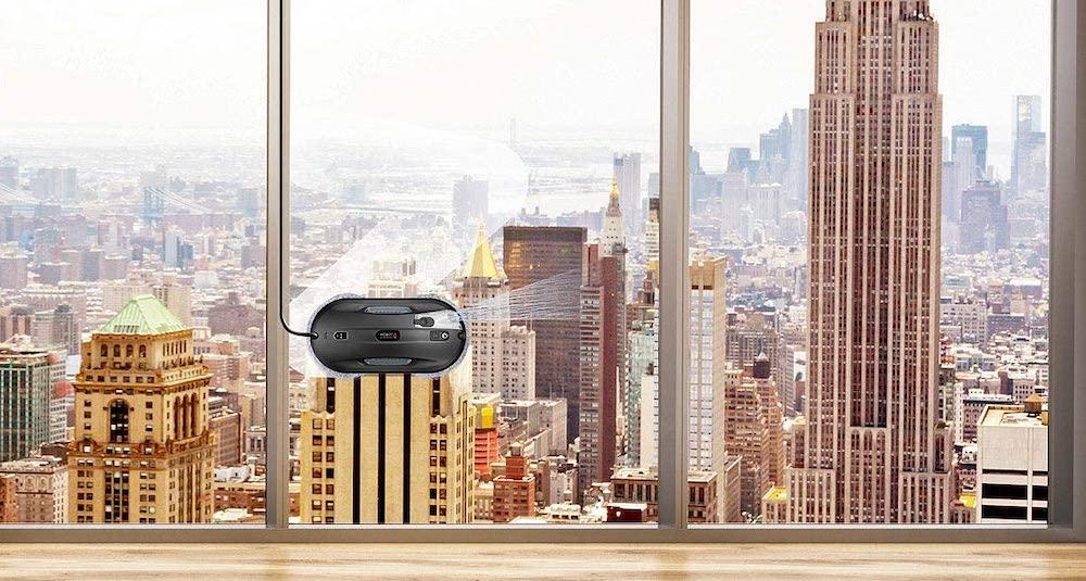 Sichler PR-200 Fensterputzroboter